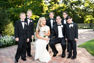 An amazing wedding at the Crest Hollow Country Club, by Nathaniel Johnston